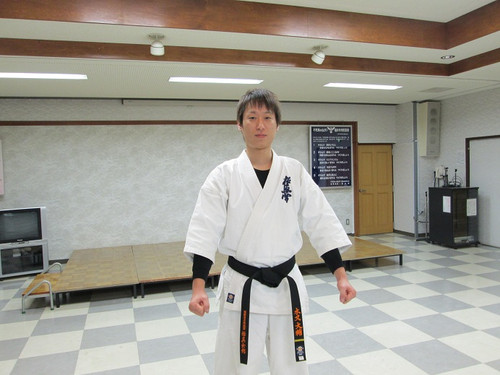 ⑨福井道場 指導者 木又大輔  初段